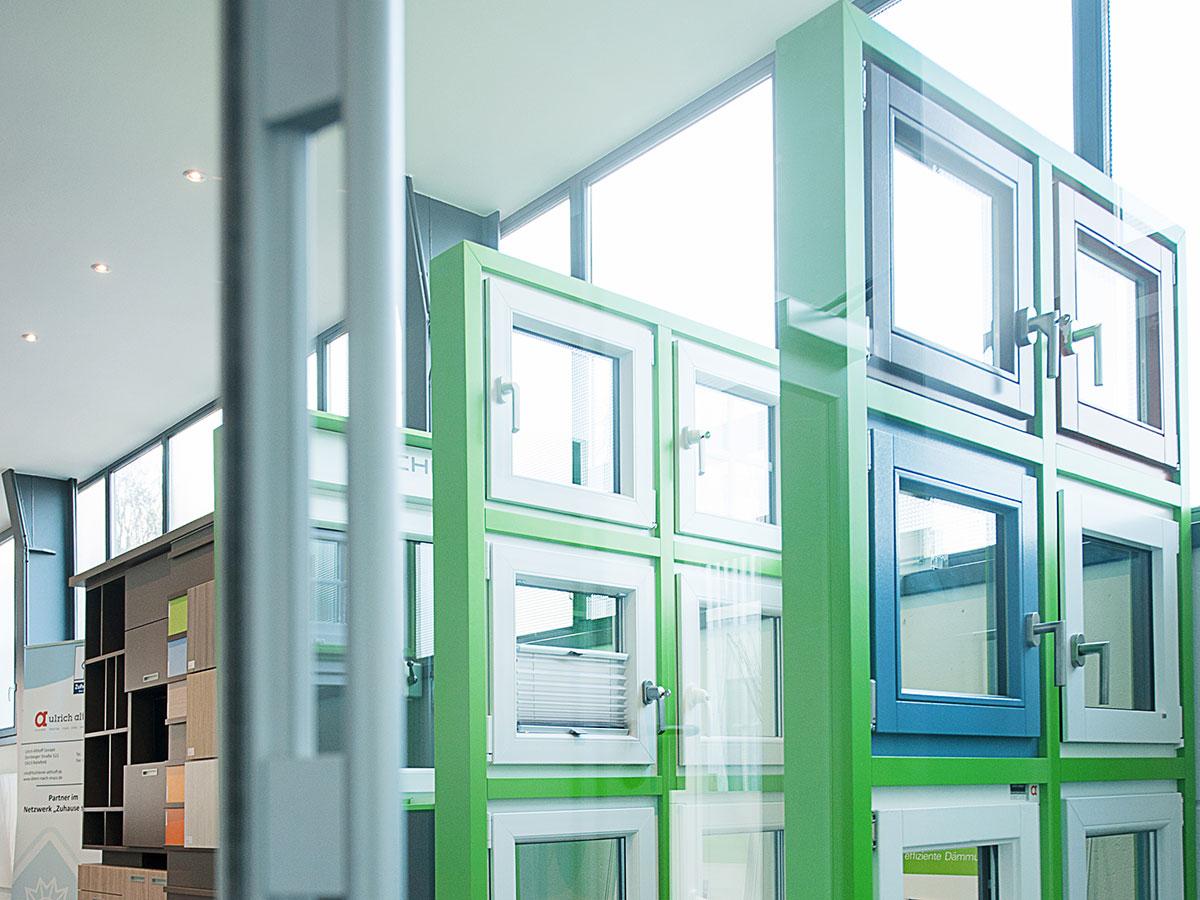 Fenster und Haustüren | Ulrich Althoff Tischlerei | Bielefeld